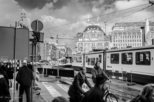 Netherlands Amsterdam Street