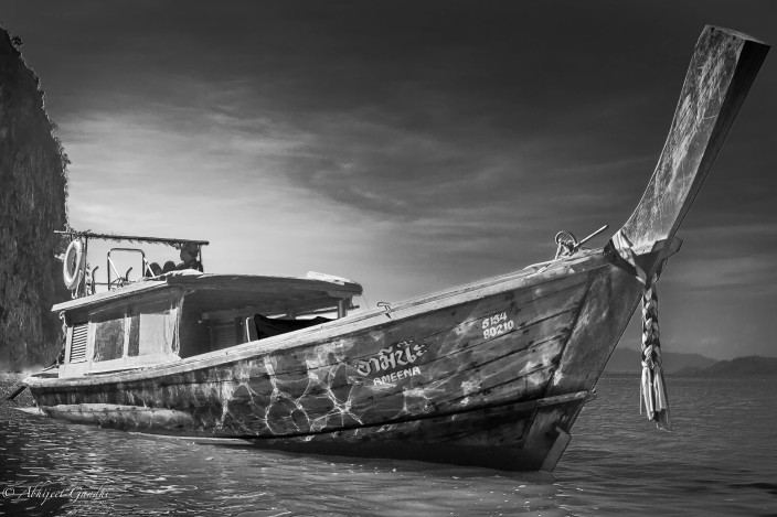 The Fishing Vessel Phuket