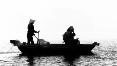 Tourist Boat Vietnam