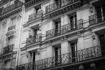 Parisien Balconies