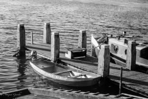 Boat At Pier Amsterdam